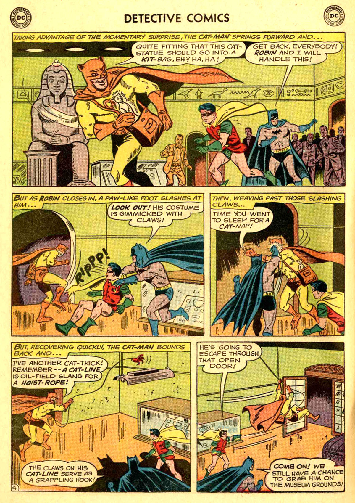 Detective Comics (1937) 311 Page 5