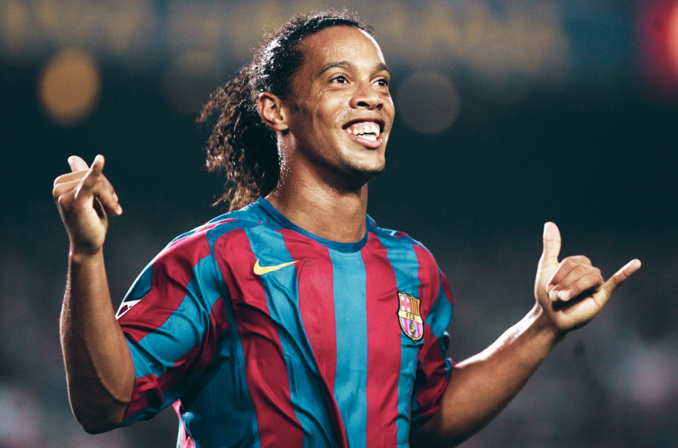 """ronaldinho is a good role model Despite the majority of americans saying in a new poll that president trump is not a good role model for children, he is still winning the """"family values"""" vote."""