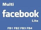 Multi FB+FB2+FB3+FB4 Lite Tema Transparan Terbaru Gratis
