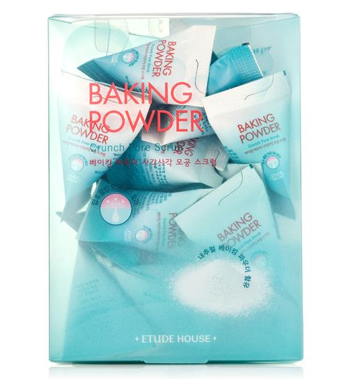 Baking Powder Crunch Pore Scrub