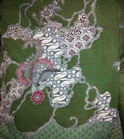 Kain Batik Prima 4855 Hijau