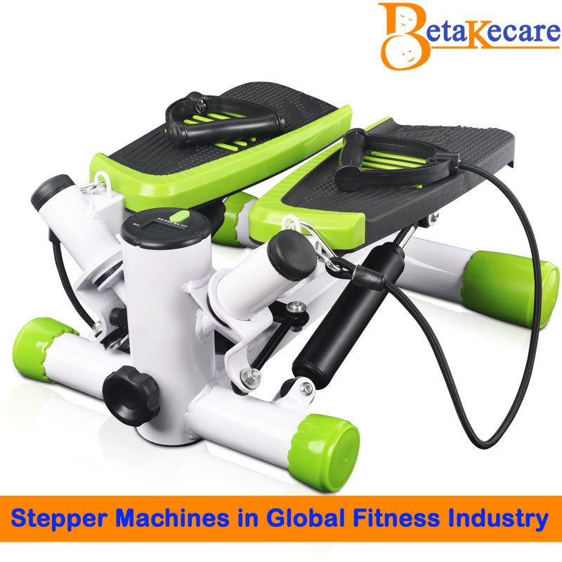 Stepper Machines in Global Fitness Industry