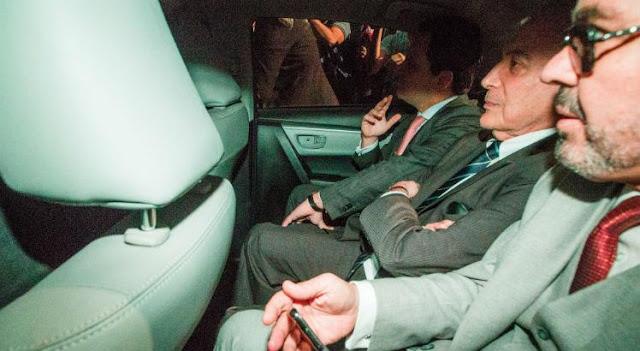 Michel Temer se apresenta à PF depois de Justiça determinar sua prisão