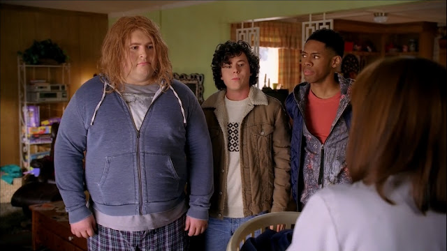 the middle 7x16 axl