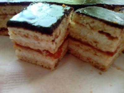 Soros-mézes sütemény recept