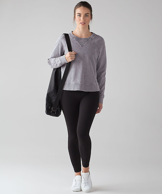 lululemon loop-back-crew
