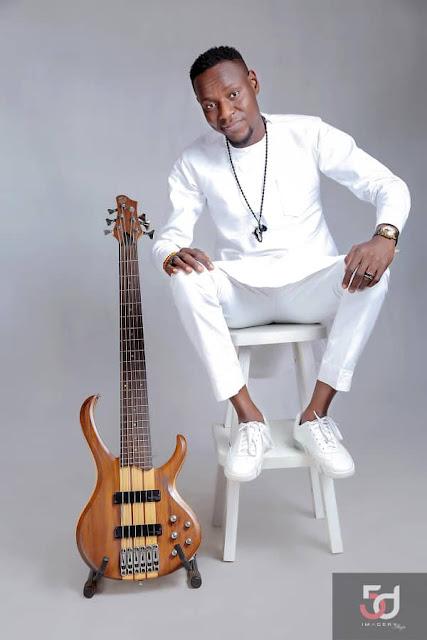 Bass Guitar Tutorials DVD By Dbass Gospeltrender