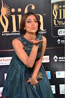 Shriya Saran having fun in a lovely fit gown at IIFA Utsavam Awards 2017  Day 2 at  15.JPG