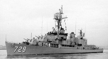 USS Lyman K Swenson DD-279