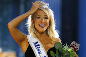 Miss America contestant's classy response to Trump question