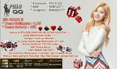 Poloqq.org | Agen BandarQ | BandarQ | Domino99 | DominoQQ