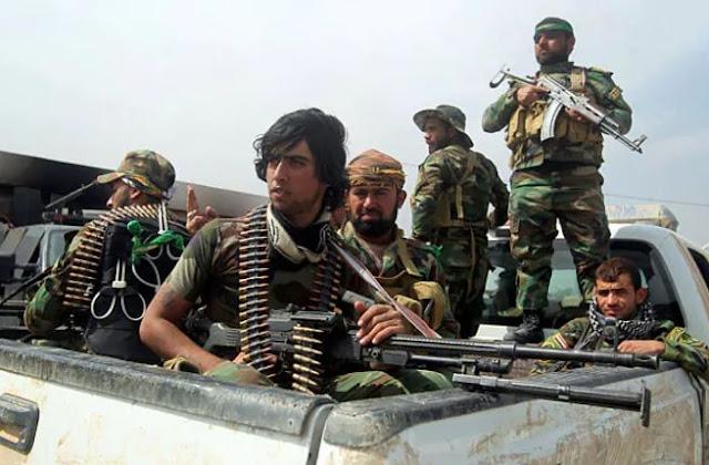 Unidades de Movilización Popular o Hashid al-Shaabi