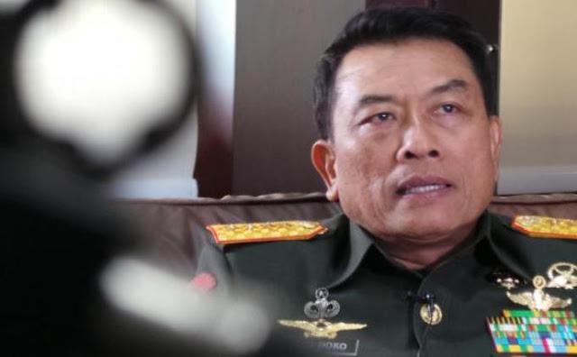 Mantan Panglima TNI: Kalau Semua Jendral Main Politik, Siapa yang Mikirkan Petani