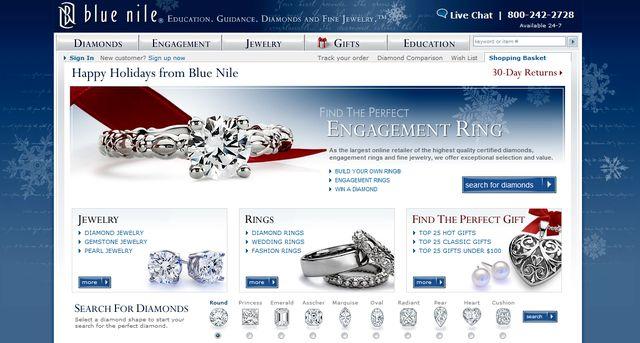 Hoop Earrings Blog Hoop Earrings Platinum By Bluenile Com