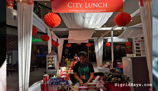 City Lunch jumbo siopao - Chinese food - Bacolod restaurants - Bacolod eats - Chinese New Year - Bacolod blogger - Chinatown Bacolod - SM City Bacolod