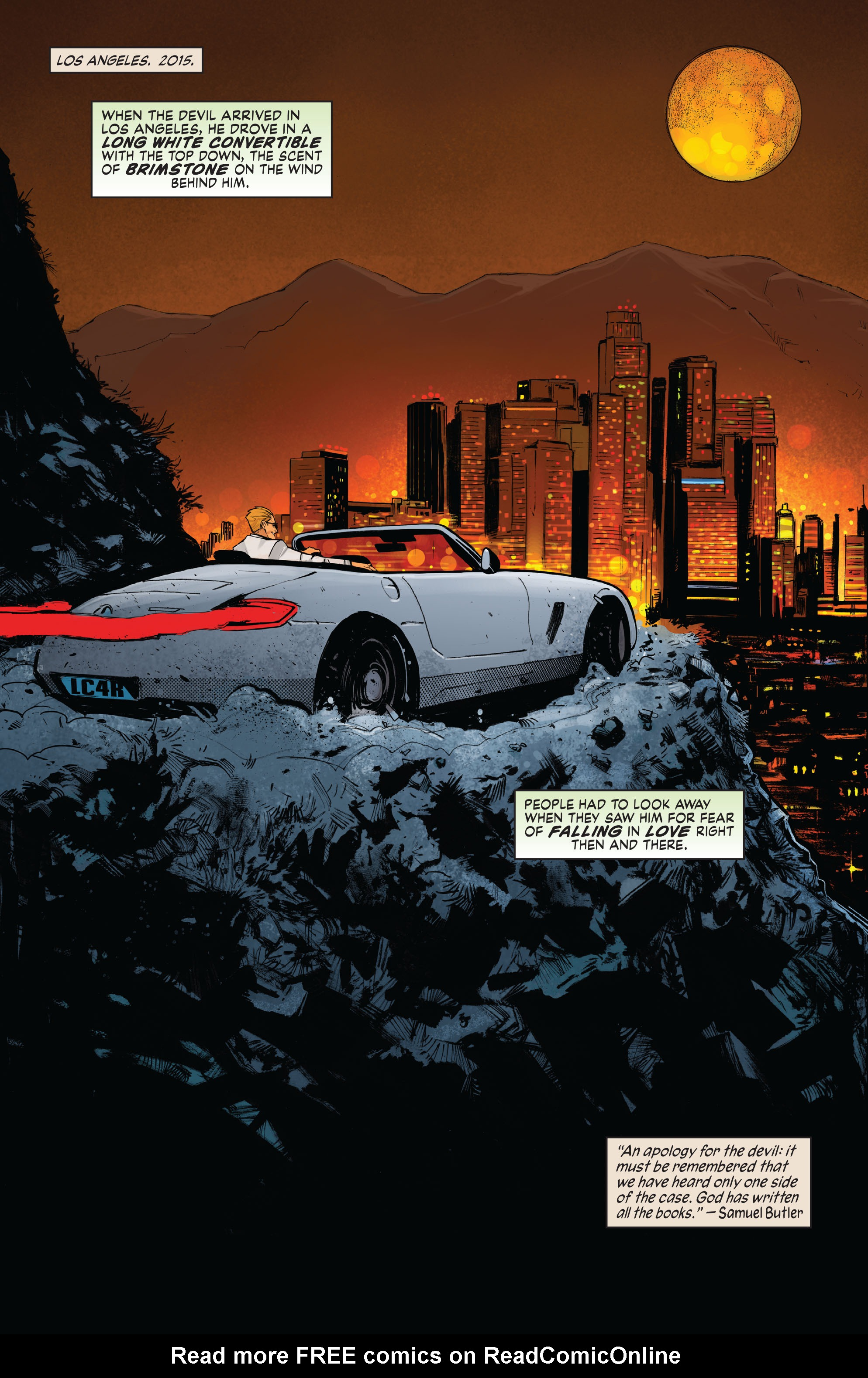 Read online Slash & Burn comic -  Issue #2 - 24