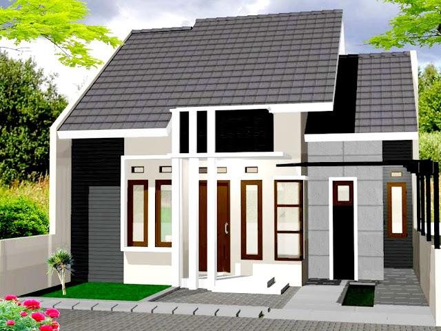 4 Desain Rumah Minimalis Type 36