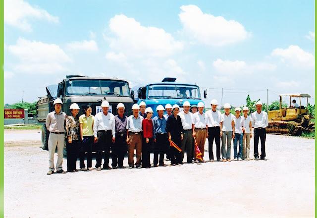 Trước giờ xuất quân dự án Khai Sơn Thuận Thành