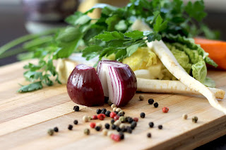 Recette Ayurvéda : Quinoa aux légumes grillés