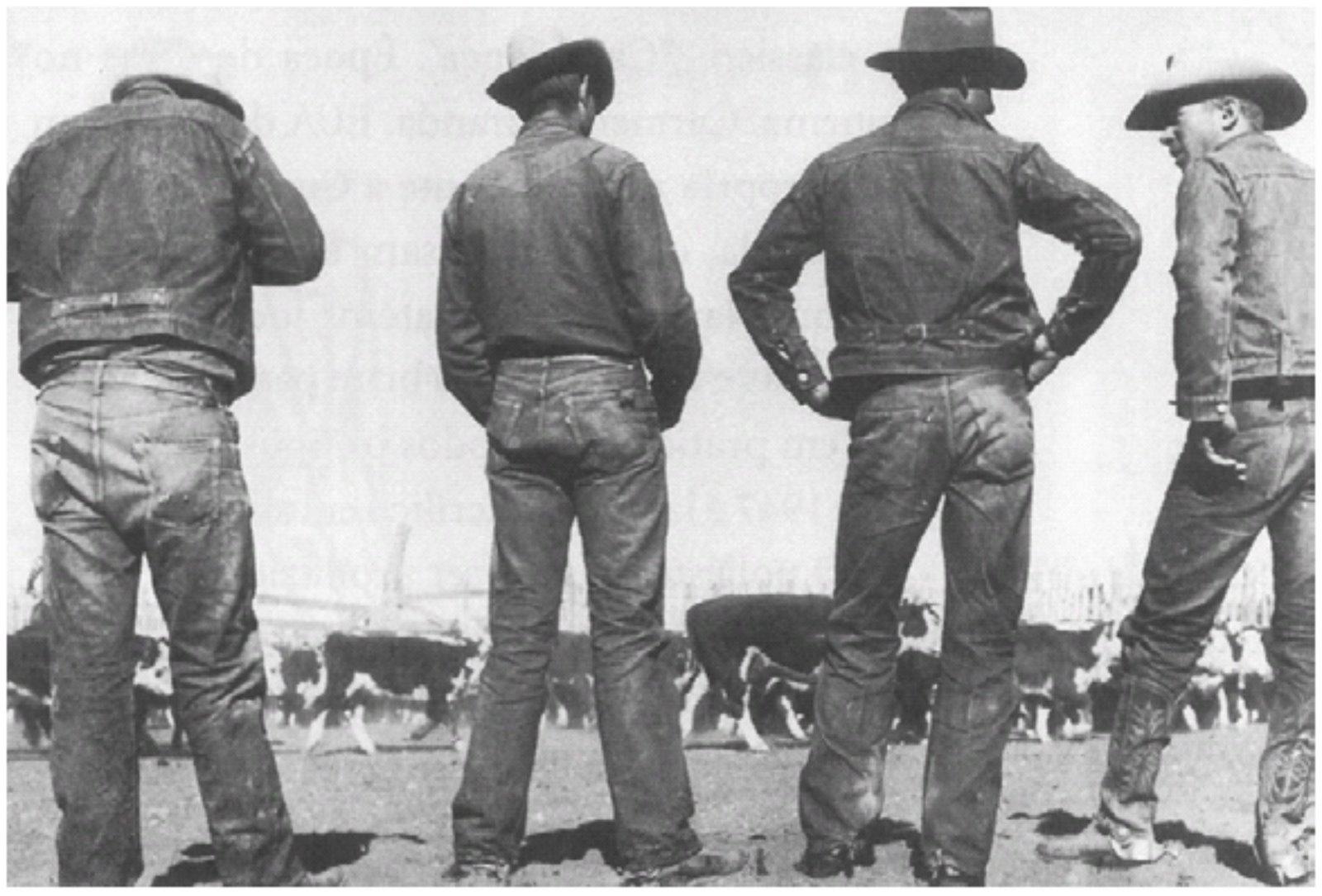 Cowboys dos anos 30 - 40
