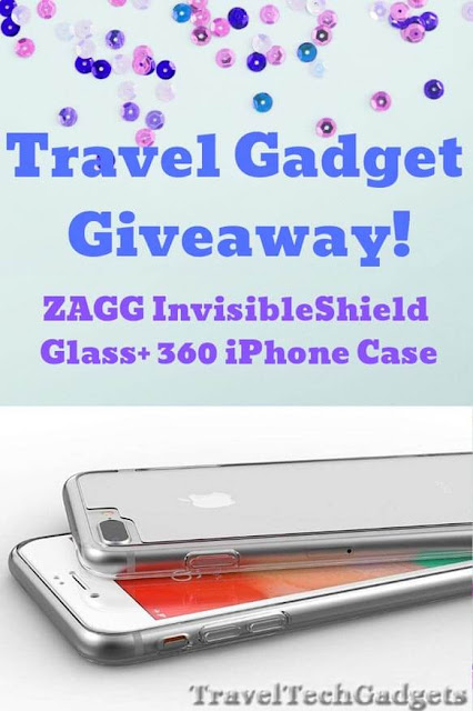 Giveaway - iPhone 8 Protective Travel Case