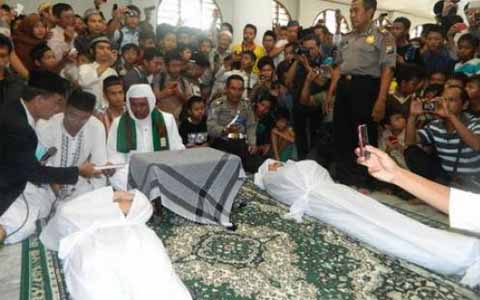 Image result for sumpah pocong
