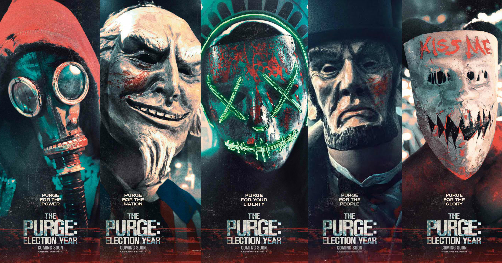 The First Purge 2018 Movie Wallpapers: Expat In The City: MOVIE REVIEW