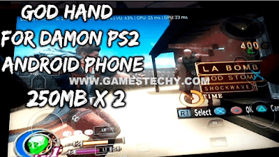 God Hand PS2 Android ISO Highly Compressed