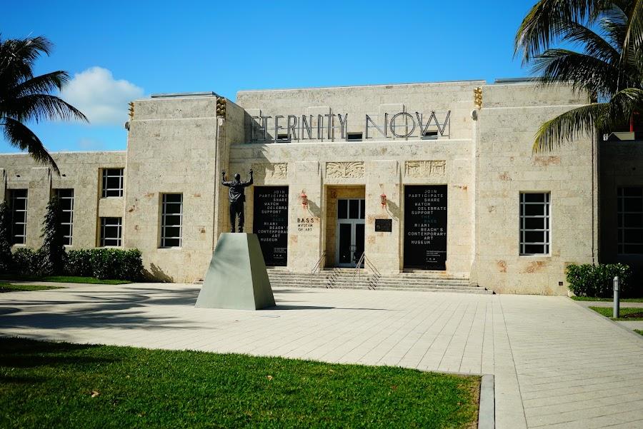 Bass museum of art Miami