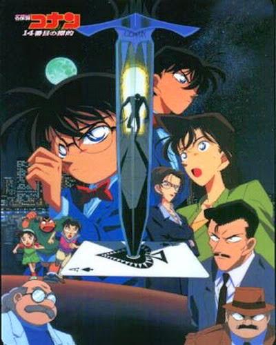 Xem Phim Detective Conan Movie 08 2011