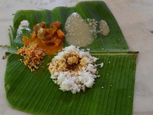 Udupi Temple Food