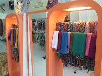 Jual Etalase Interior toko pakaian di semarang