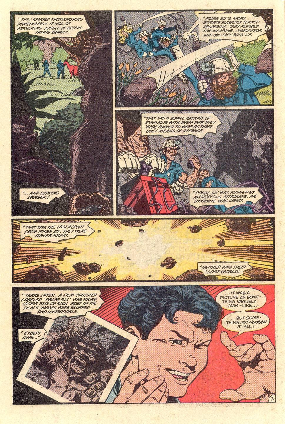 Read online Secret Origins (1986) comic -  Issue #49 - 5