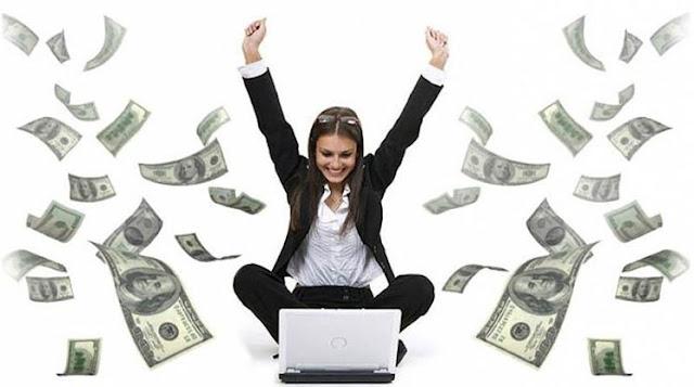 ऑनलाइन पैसे कमाने के 4  सबसे बेहतर और आसान तरीके - Top 4 Way To Online Money Making