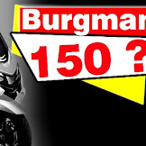 Suzuki Burgman 150 akan Hadir ke Indonesia Lewat Haojue?