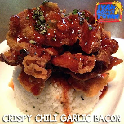 Crispy Chili Garlic Bacon at The Burgery, BF Parañaque