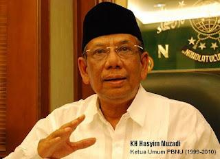 Hasyim Muzadi : Jangan Sampai Indonesia jadi Medan tempur Wahabi Syiah