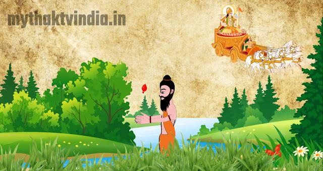Sage Galab Chitrarath gandharva
