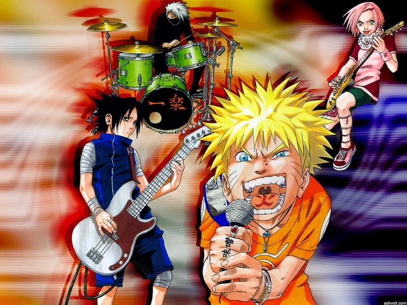 Download Mp3 Ost. Naruto Shipudden Lengkap Open to Ending