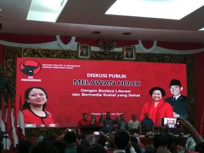 PDIP Keberatan Dengan Larangan Pasang Foto Ir. Soekarno di Alat Peraga Kampanye