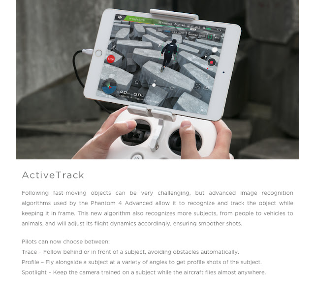 Dji Phantom 4 Advanced Review - Specs and Price