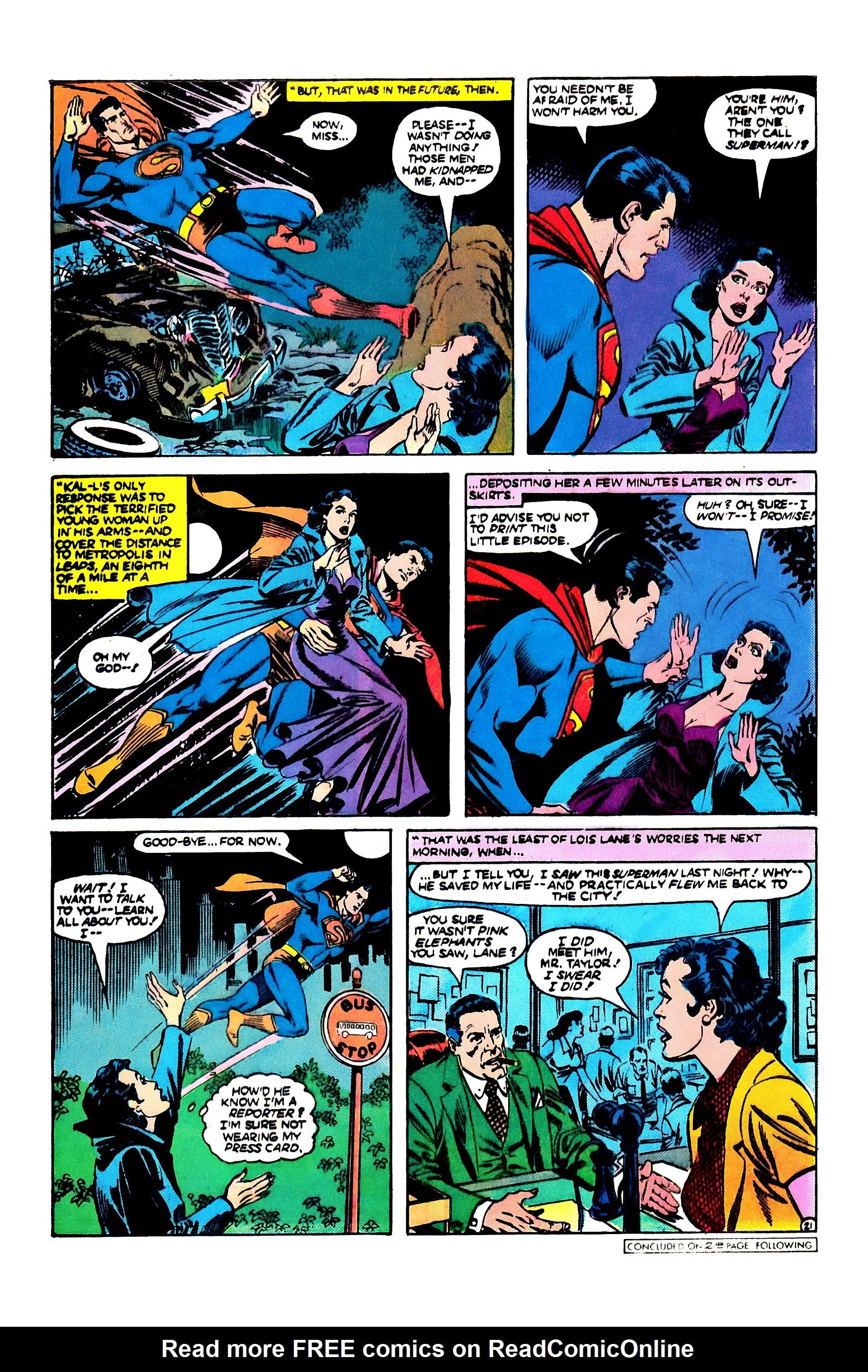 Read online Secret Origins (1986) comic -  Issue #1 - 28