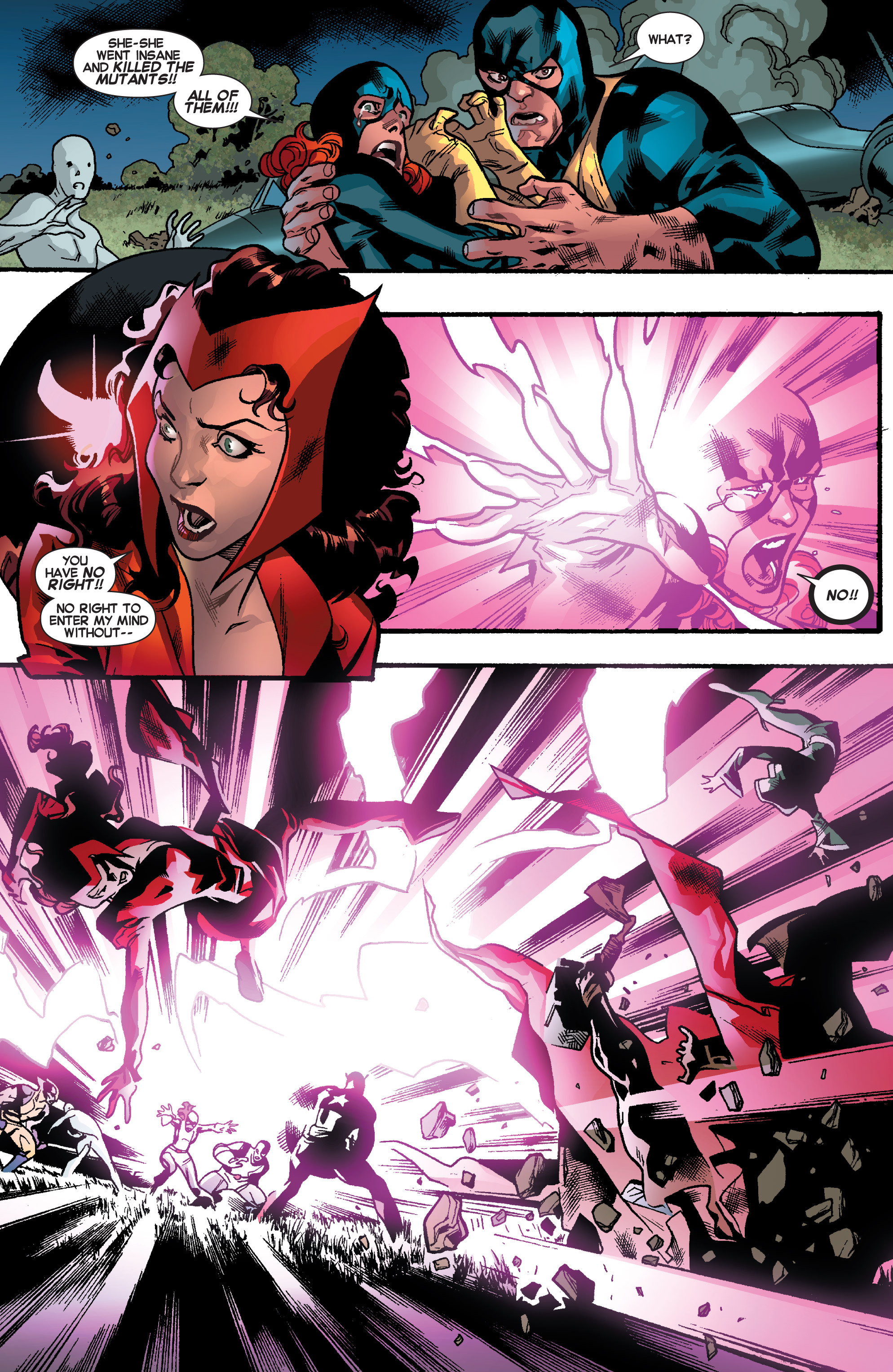 Read online All-New X-Men (2013) comic -  Issue # _Special - Out Of Their Depth - 33