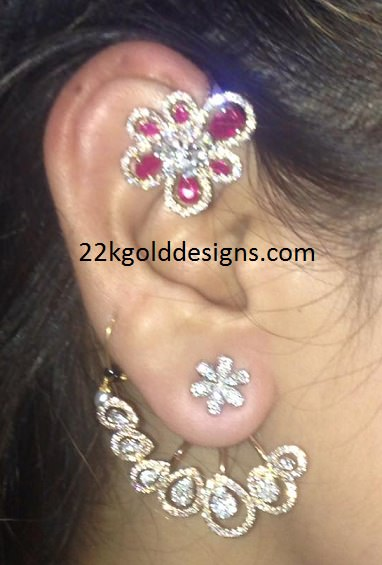 Diamond Ear Accessories