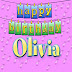 Happy Birthday Olivia Gif | Cake | Songs | Wishes | Status | Greetings