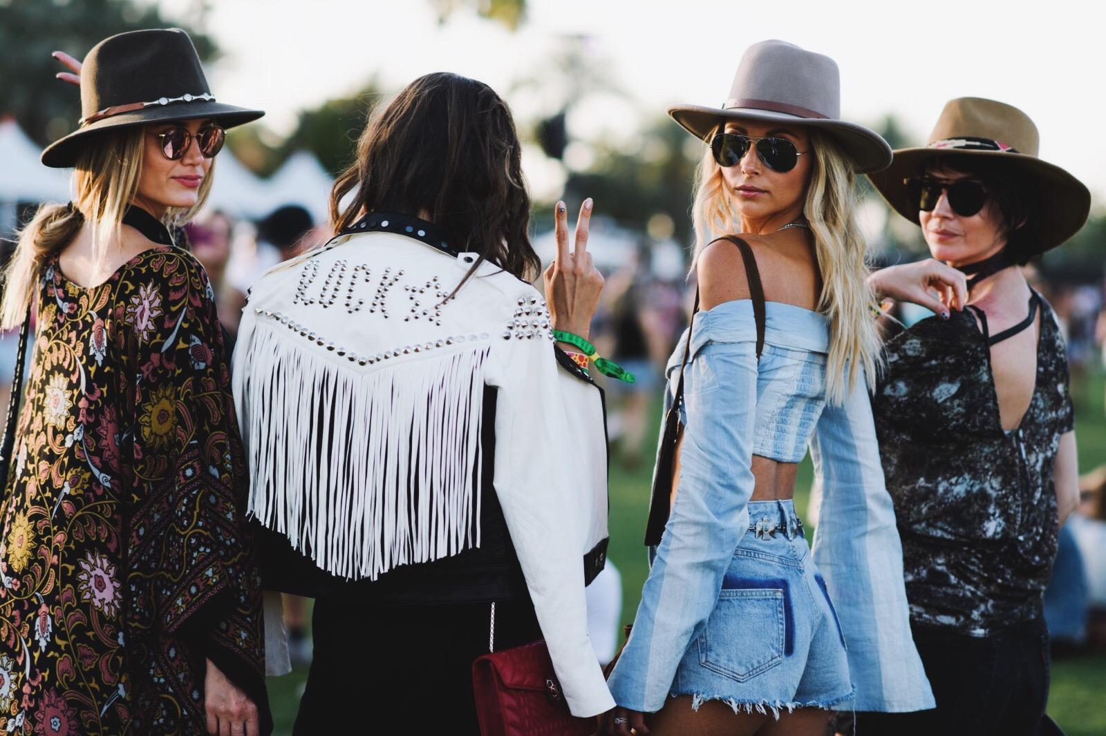 coachella street style girls outfits inspiration 2017