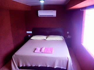 Kreatif, apabila bas-bas lama dijadikan hotel !