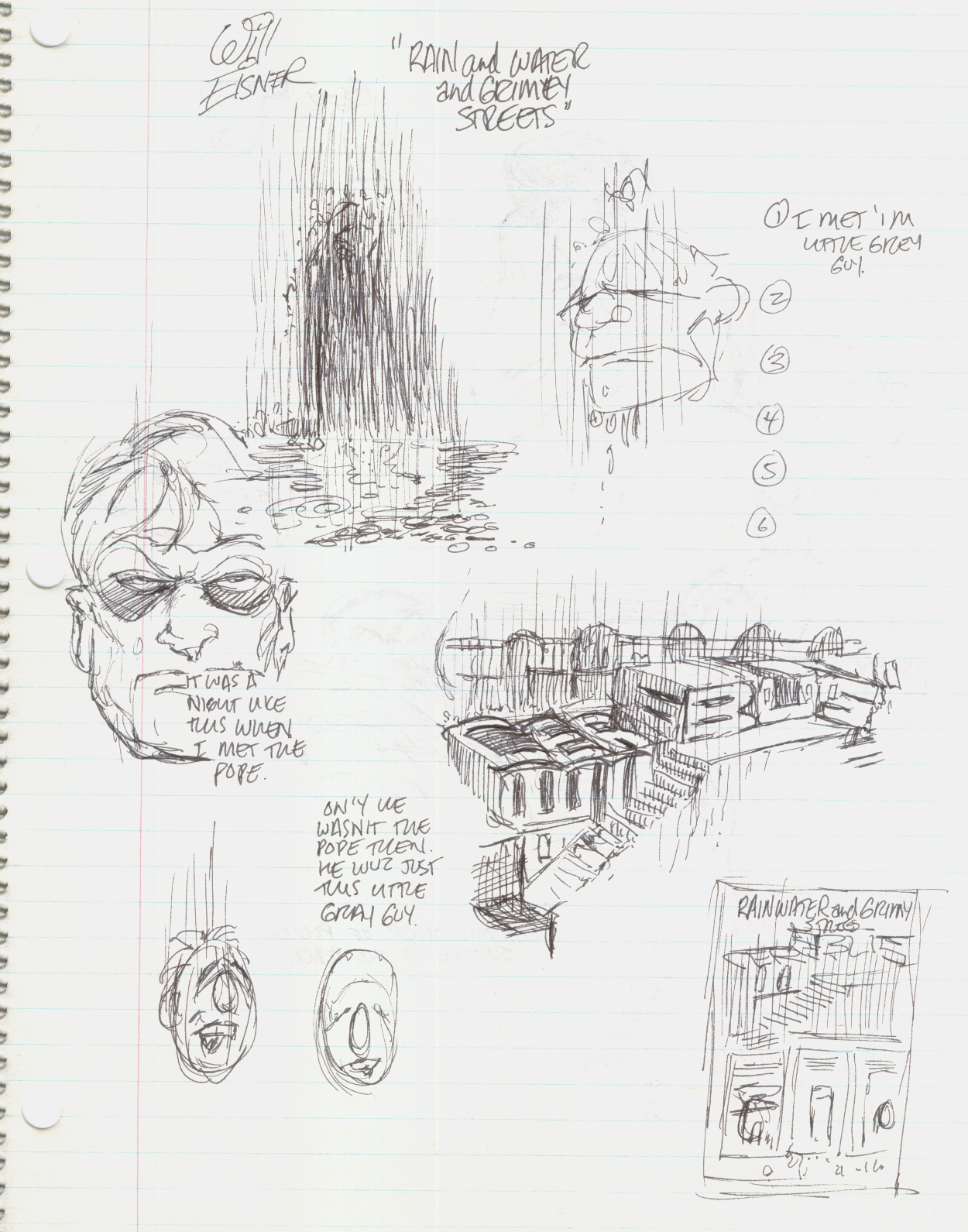 Notebook 5 page 1
