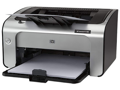 Single Function Monochrome Laser Printer HP Laserjet P1008 Driver Downloads