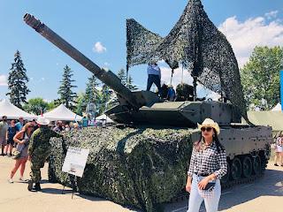 Bethsy Lalrinsangi Canada Tour